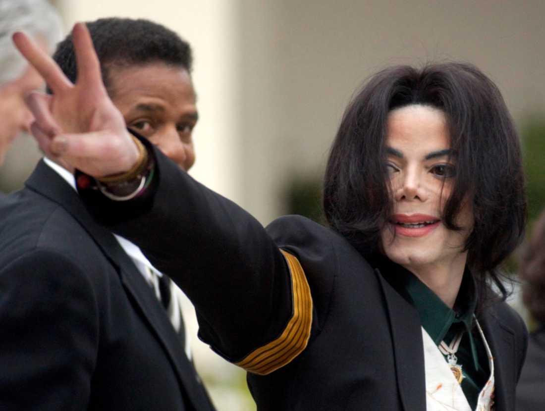 Michael Jackson 2005.
