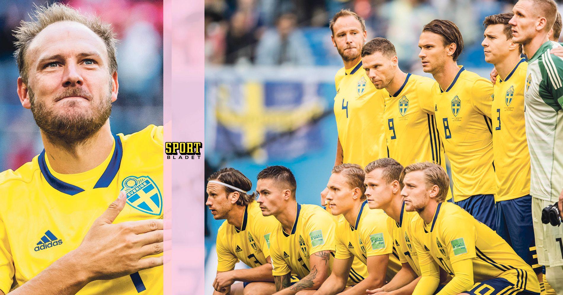 Risultati immagini per sportbladet sverige vm