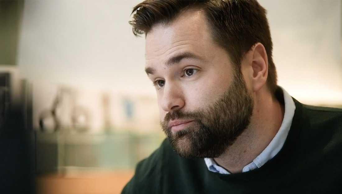 Erik Bengtzboe (M).
