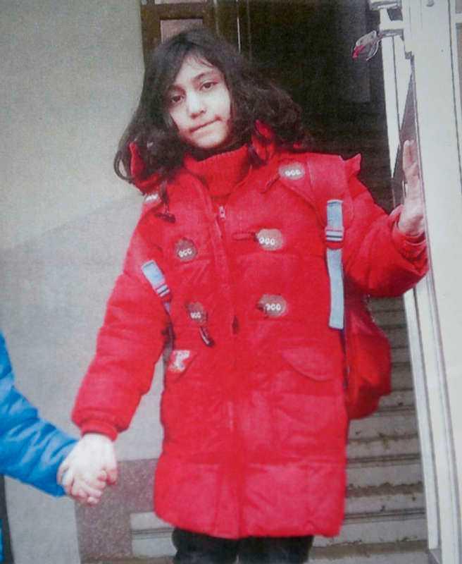 Åttaåriga Yara hittades död på valborgsmässoafton hemma hos sina släktingar i Karlskrona. Foto