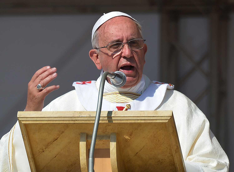 Påven, Franciskus.