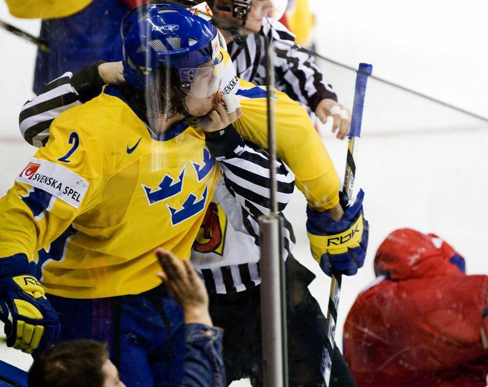 Douglas Murray har sänkt Alexej Morozov.