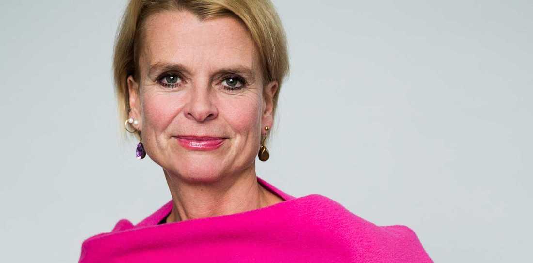 Åsa Regnér, barn-, äldre- och jämställdhetsminister.