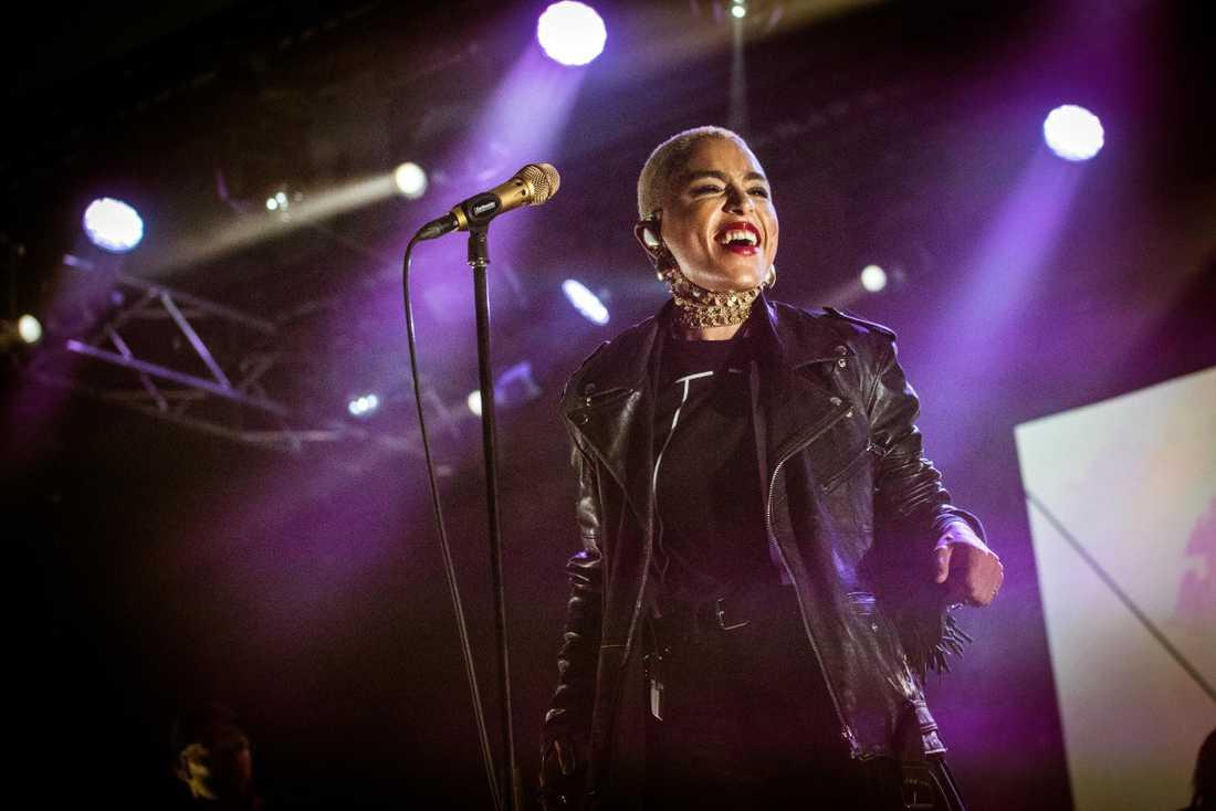 Loreen var en av artisterna som uppträdde på Statement festival.