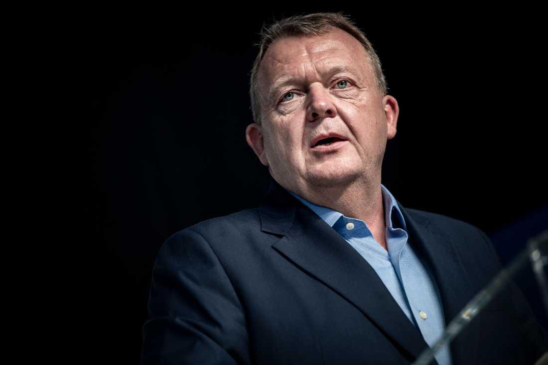 Statsminister Lars Løkke Rasmussen (V). Arkivbild.