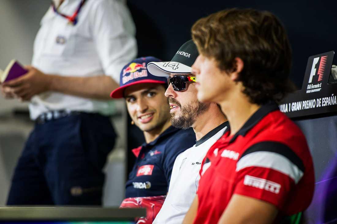 Redo Fernando Alonso är redo att upprepa den klassiska och så dominerande McLaren-Honda-tiden i F1.