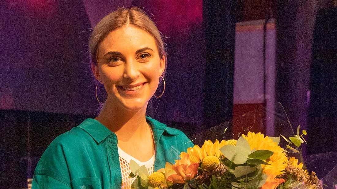 22-åriga Amanda Aasa är klar för Melodifestivalen i vinter.