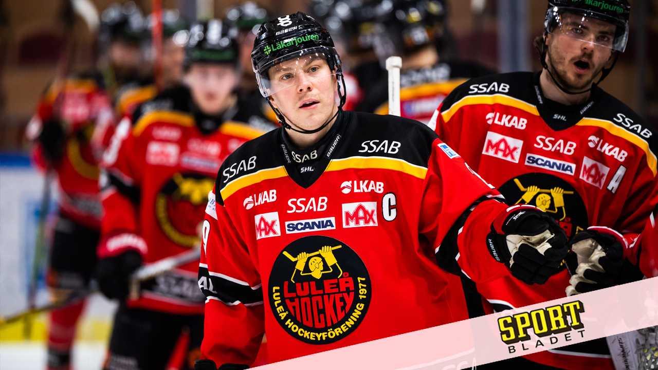 Kan ha spelat sista matchen i Luleå – inför tomma läktare