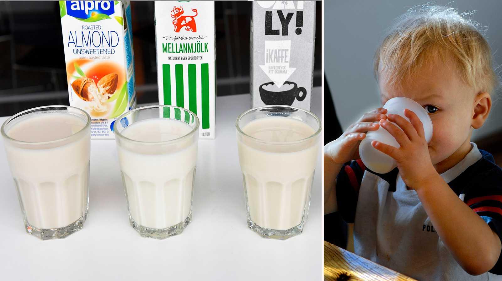 vilken mjölk är nyttigast