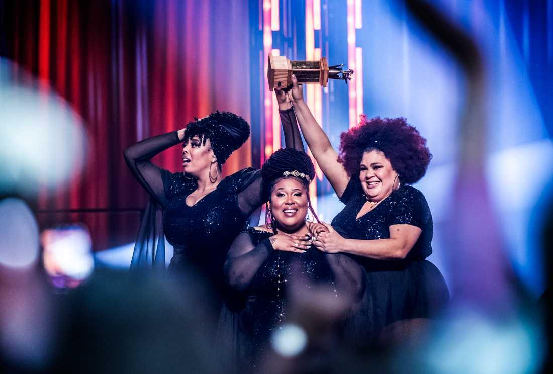 The Mamas skulle tävla för Sverige i Eurovision song contest.