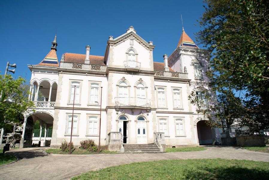 Palacete do Conde Dias Garcia med sina 70 rum har potential som hotell.