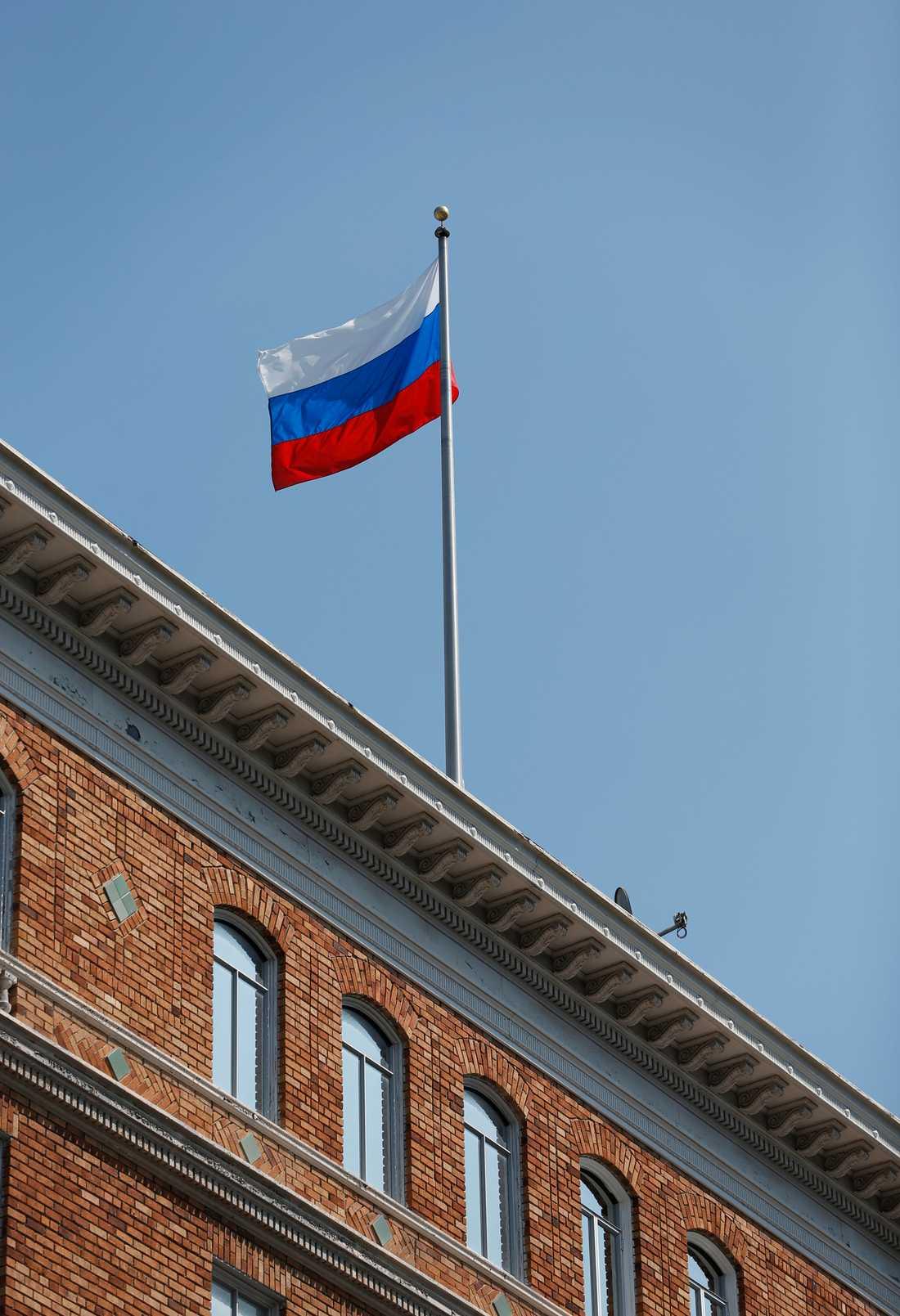 Rysslands konsulat i San Francisco