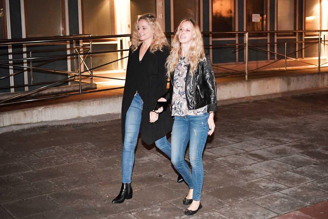 Prinsessan Sofias systrar.