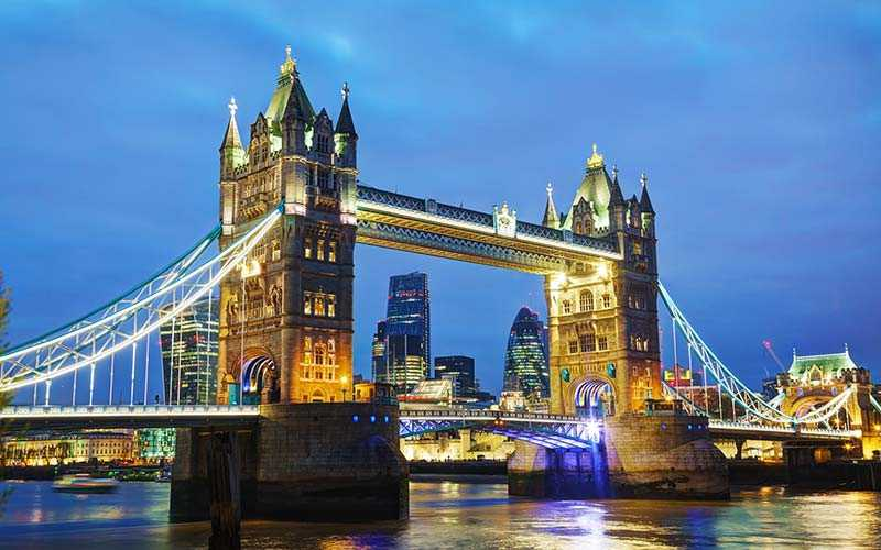 1 738 kronor låg snittpriset för en hotellnatt på i London i februari