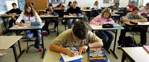 När Norrevångsskolan i Karlshamn testade att ta bort läxor i årskurs 7-9 resulterade det i förbättrade skolresultat bland eleverna.