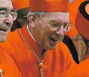 Kardinal Battista Re.