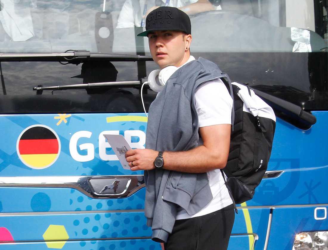 Mario Götze är klar för Dortmund.