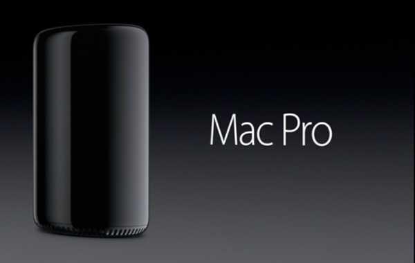 Bland annat Apples nya Mac Pro. Den kraftfullaste datorn Apple någonsin tillverkat, enligt företaget.