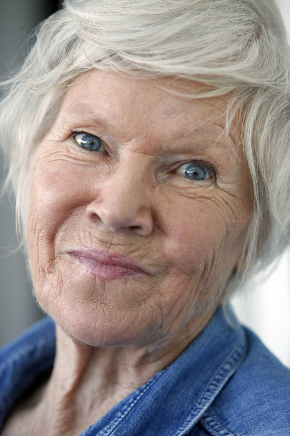 Birgitta Stenberg.