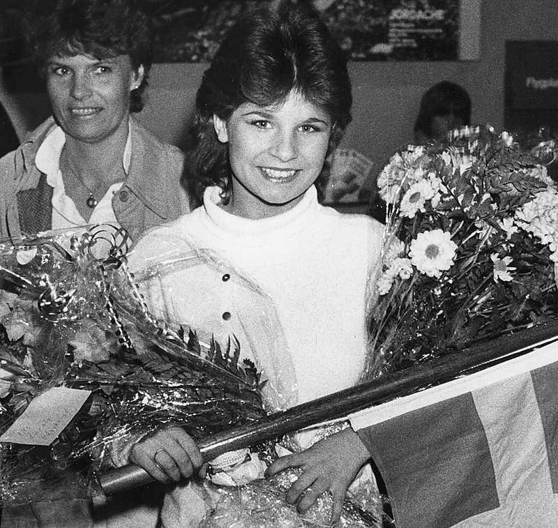 Genombrottet 1983. Foto: Andi Loor