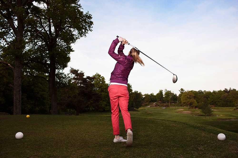 Även golf ska omfattas av friskvårdsbidraget.