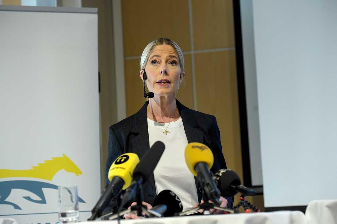 Svensk Travsports vd Maria Croon i en stor intervju med Trav365.