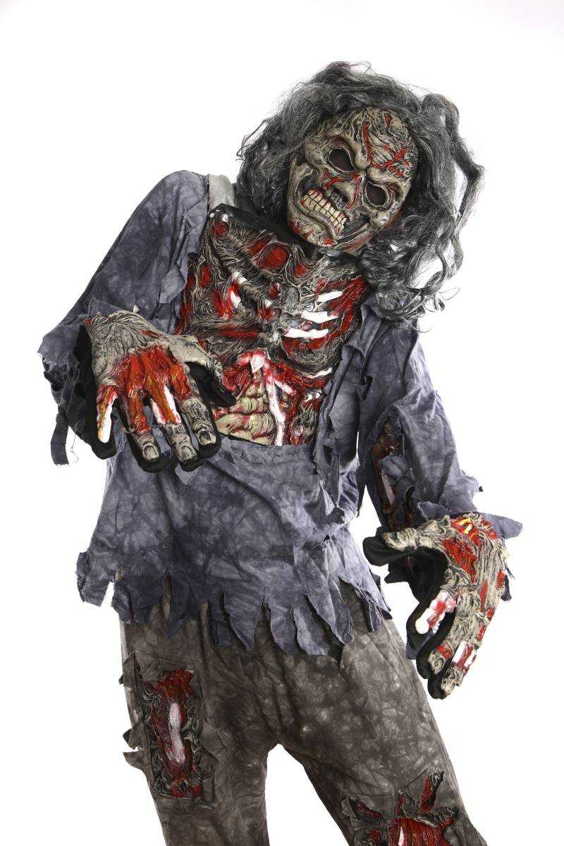 Zombien – en metafor för katastrofer.