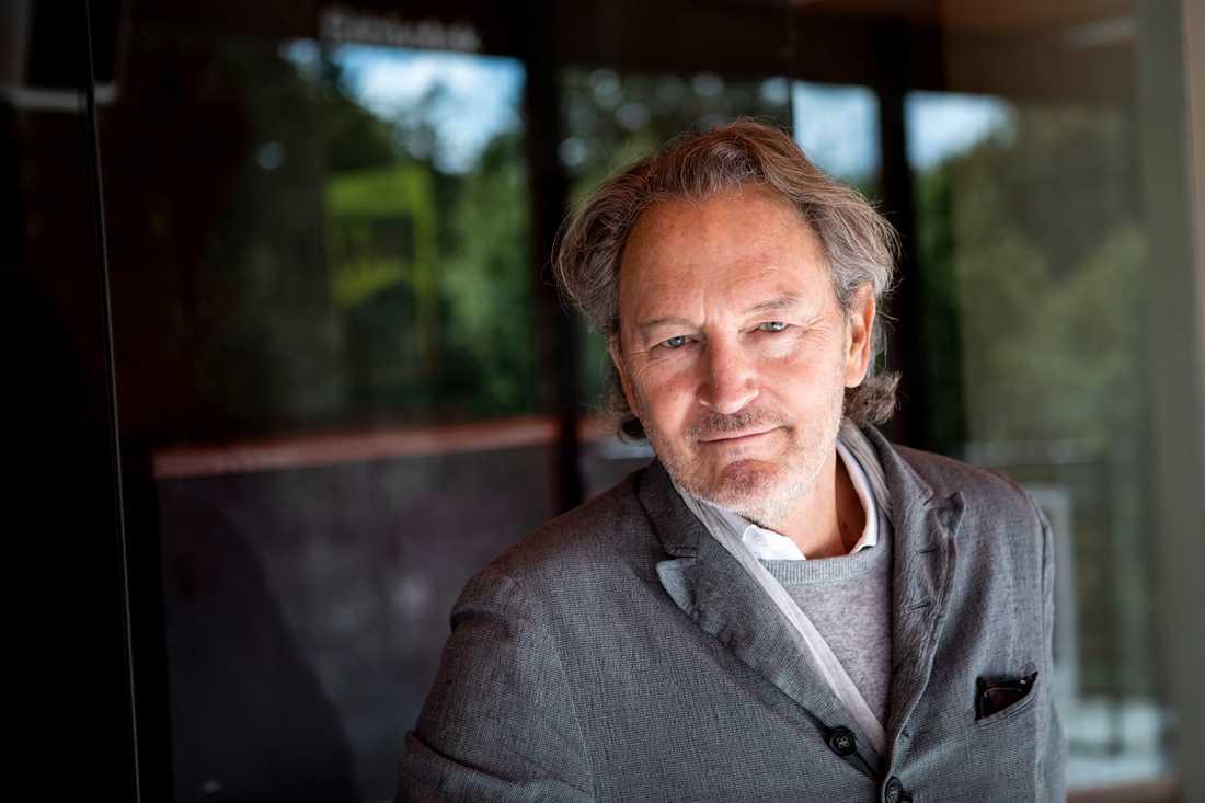Tomas Ledin uppträder i Melodifestivalen tillsammans med Björn Skifs. Arkivbild.