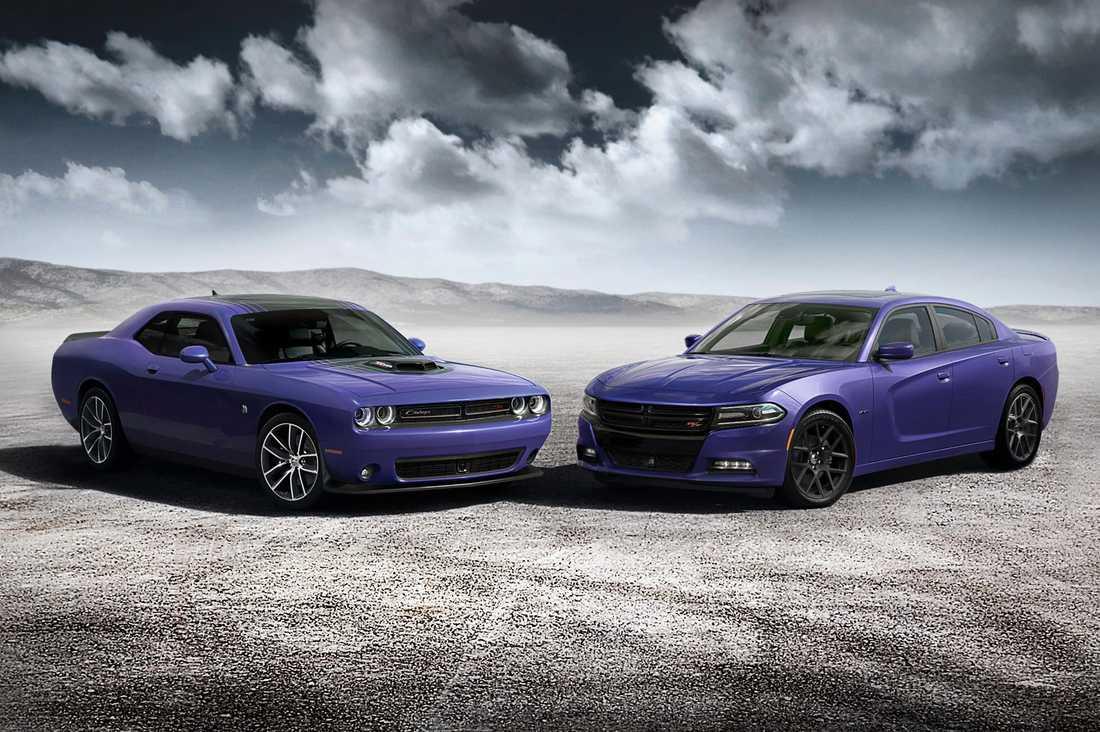 """""""Plum crazy"""" kanske passar på vissa bilar, men generellt sett är det en färg som de flesta undviker."""