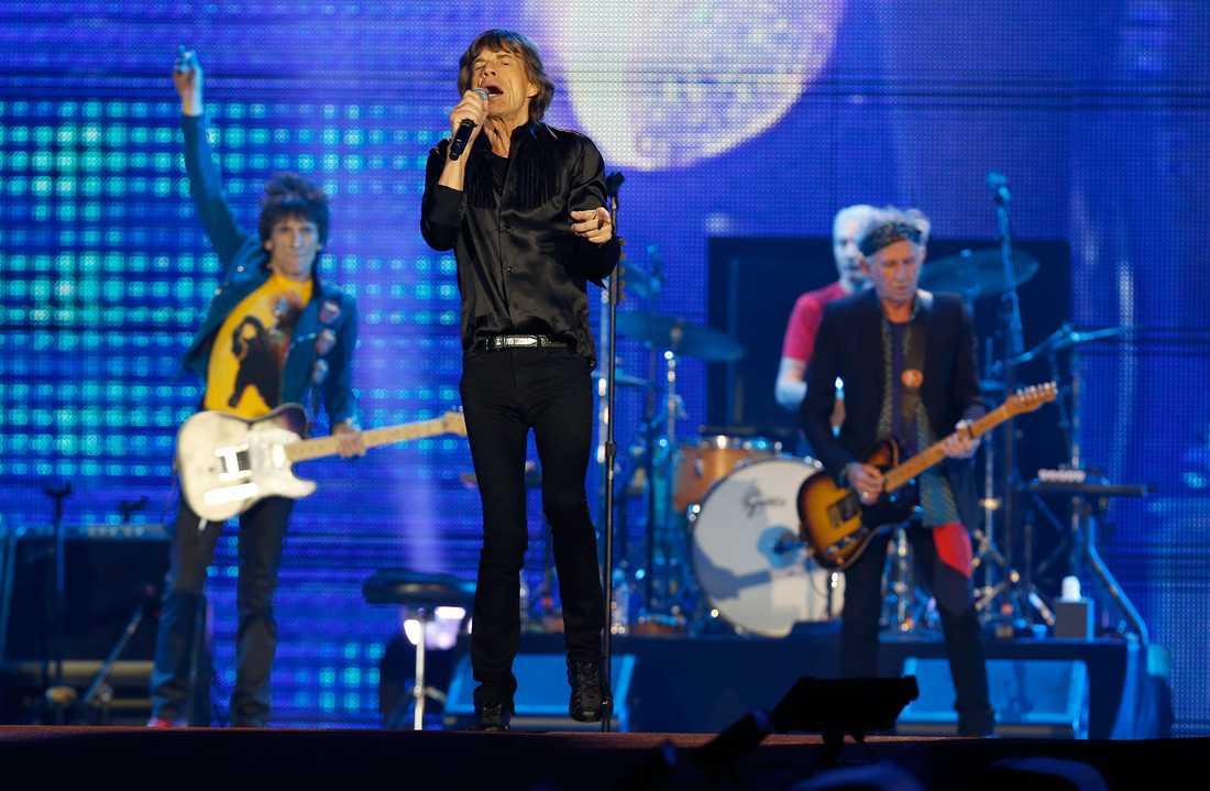 Rolling Stones är storfavoriter för Göran Hägglund: de kniper både en plats som favoritskiva och som bästa konsert.