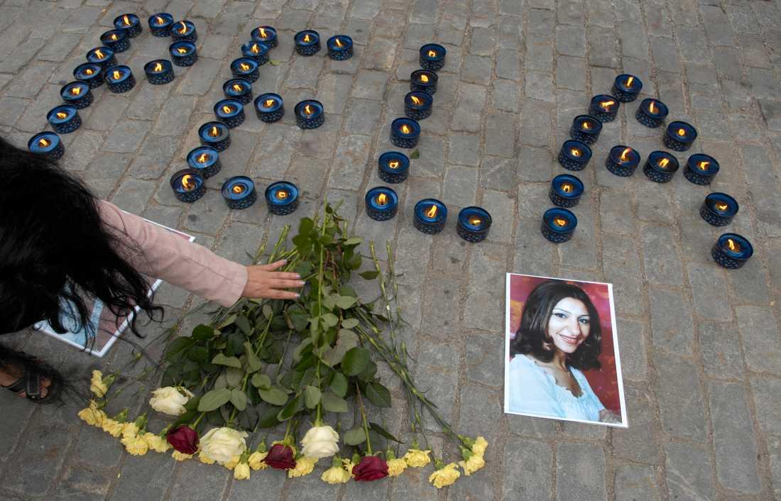 Hedersmordet på Pela Atroshi 1999 skakade Sverige. 20 år senare fortsätter hedersvåldet att skörda offer. Arkivbild.