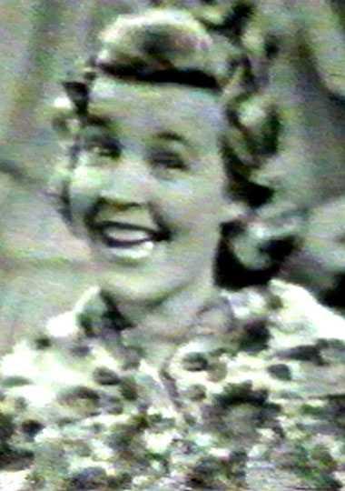 """Alice Babs var den första vinnaren av Melodifestivalen 1958. Hennes låt hette """"Lilla stjärna""""."""