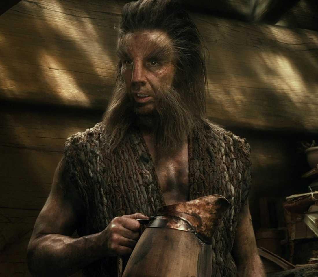 """Persbrandt i """"Hobbit""""."""