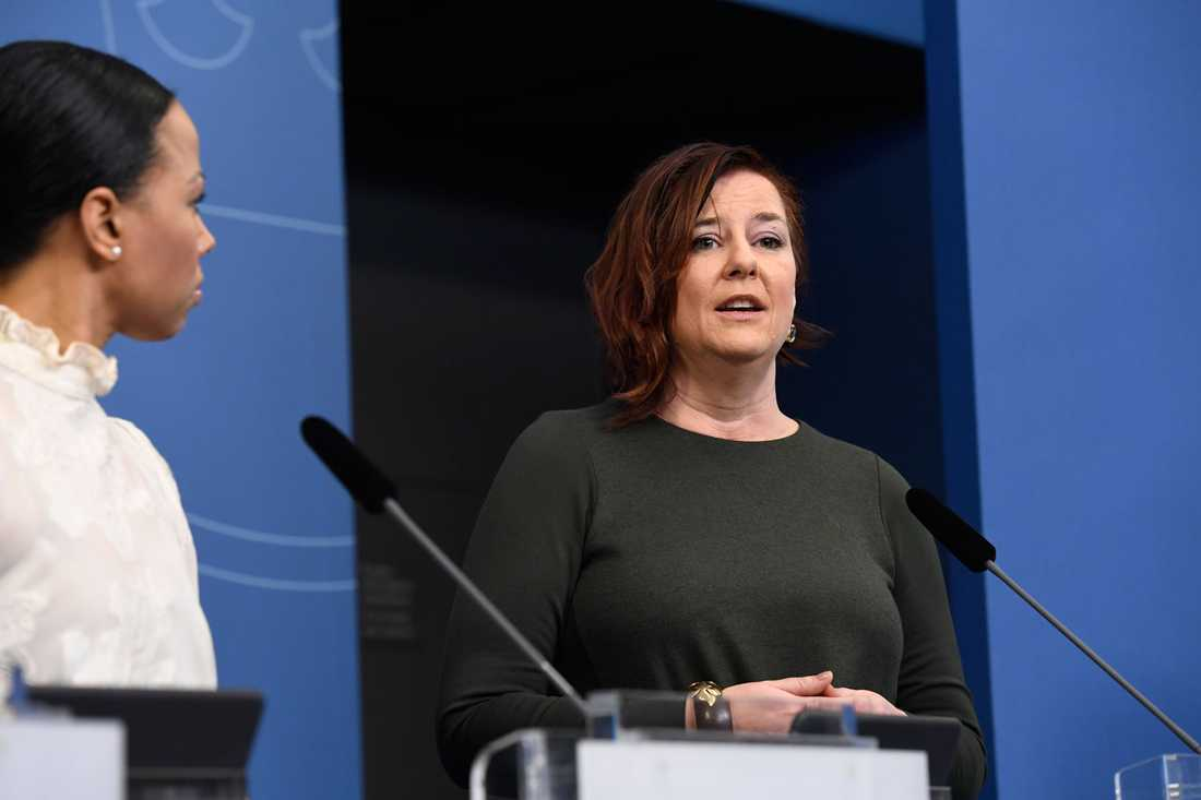 Anna Carlstedt blir ny Nationell samordnare mot våldsbejakande extremism.
