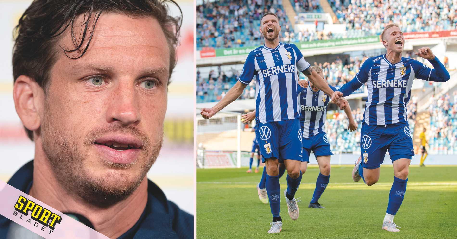 Gustav Svensson klar för IFK Göteborg
