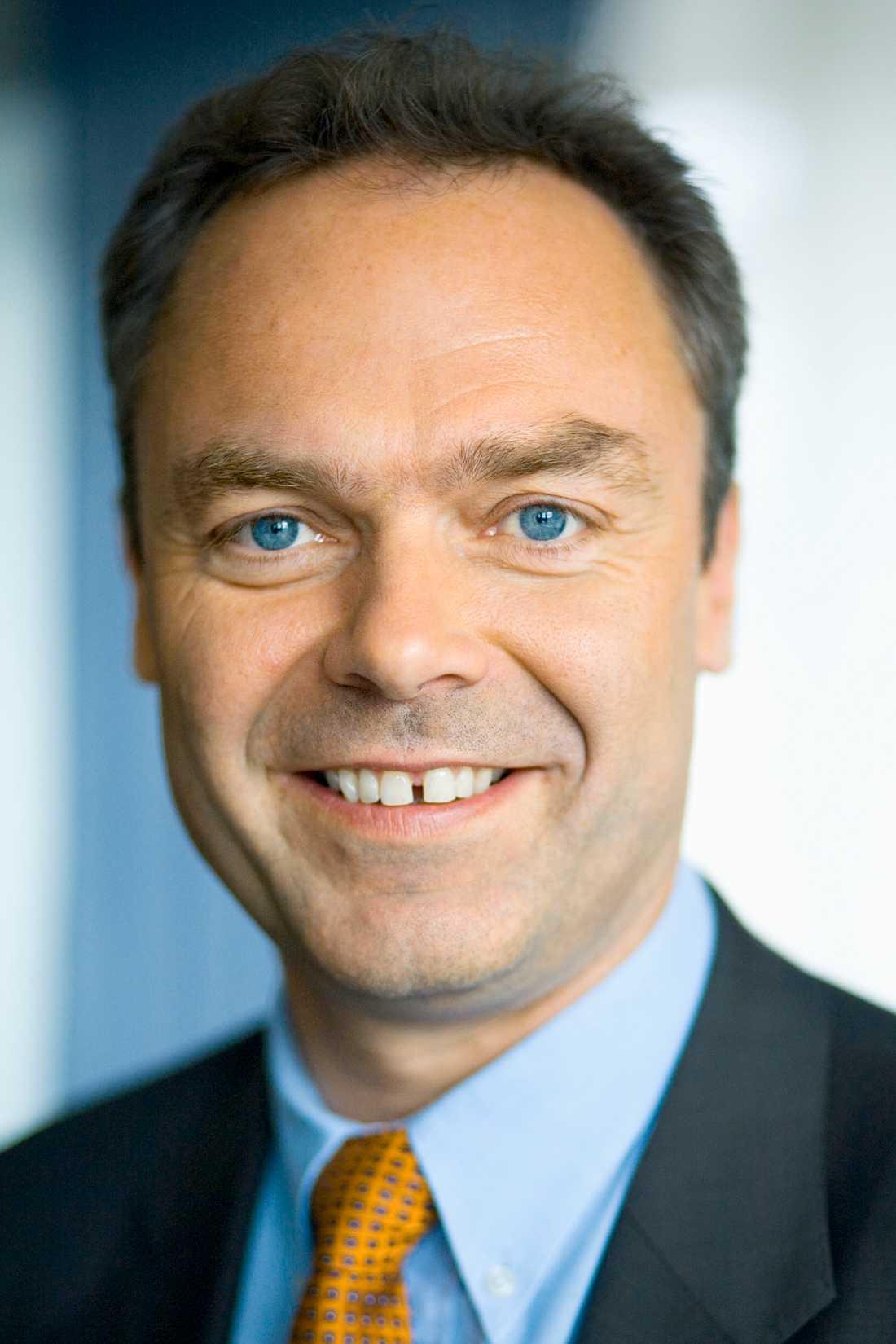 Utbildningsminister Jan Björklund, (FP).