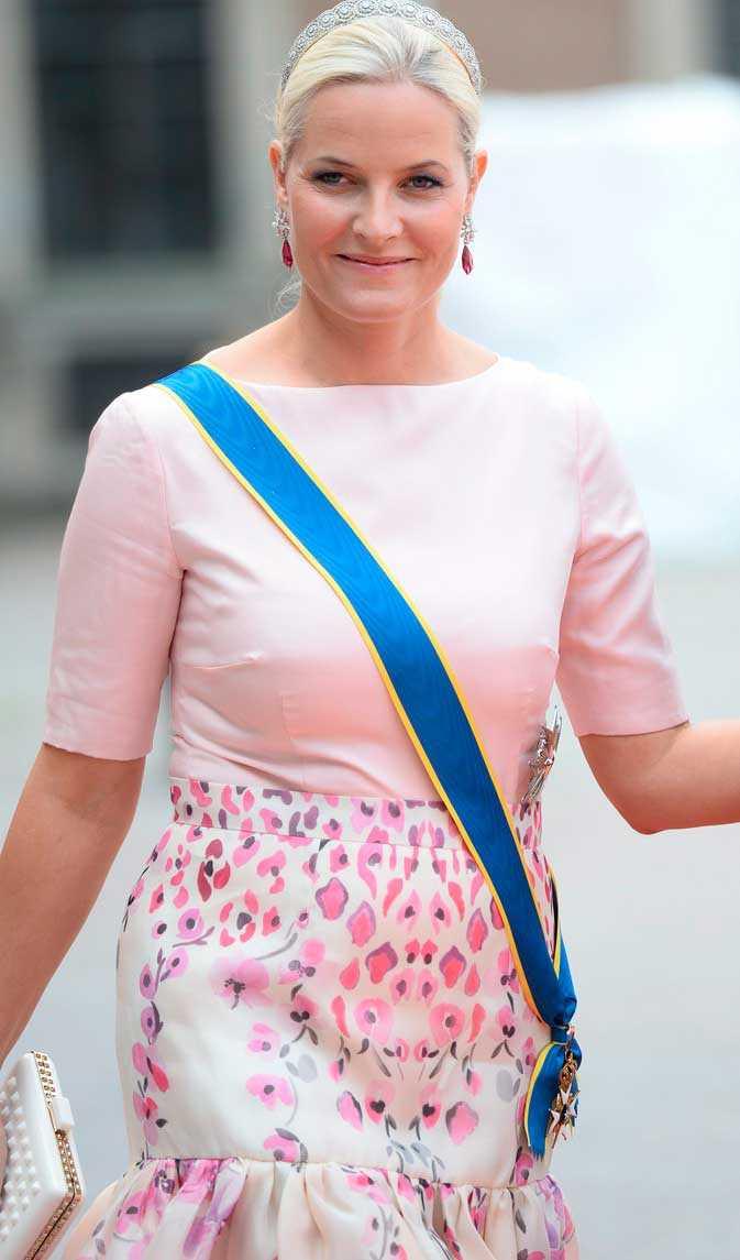 Prinsessan Mette-Marit av Norge.