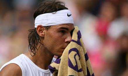 BÄST I VÄRLDEN –PÅ ATT FÖRDRÖJA SPELET Rafael Nadal hyllas, och kapas, av Sportbladets tennisexpert Stefan Holm.