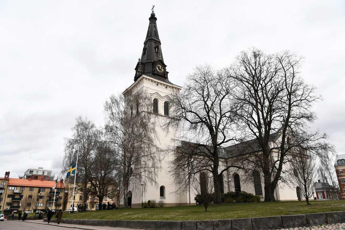Domkyrkan i Karlstad.