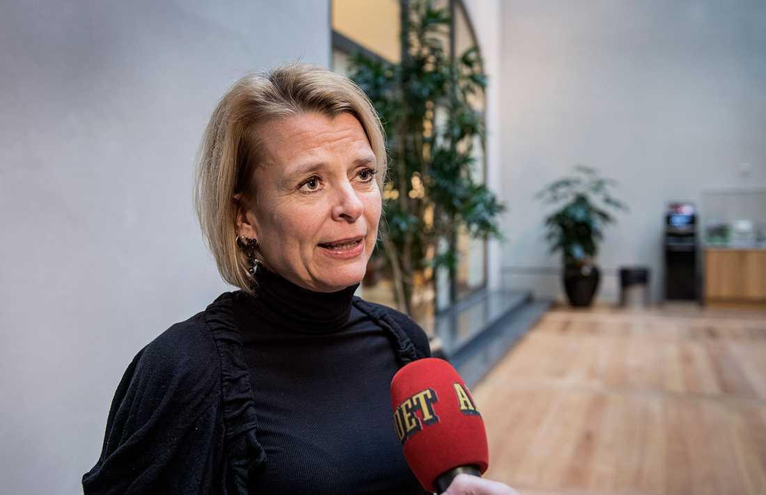 Åsa Regnér lämnar regeringen för toppjobb i FN.