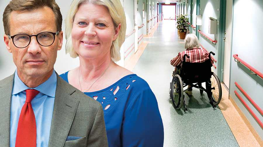 Äldreomsorgen kommer behöva mer resurser men det räcker inte för att komma tillrätta med smittspridningen. Därför presenterar Moderaterna i dag ett paket för att stärka äldrevården och övrig kommunal omsorgsverksamhet, skriver Ulf Kristersson och Camilla Waltersson Grönvall.