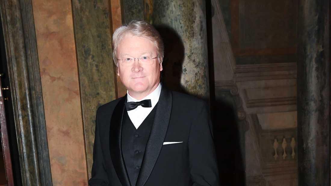 Lars Adaktusson. Bild från i mars i år.