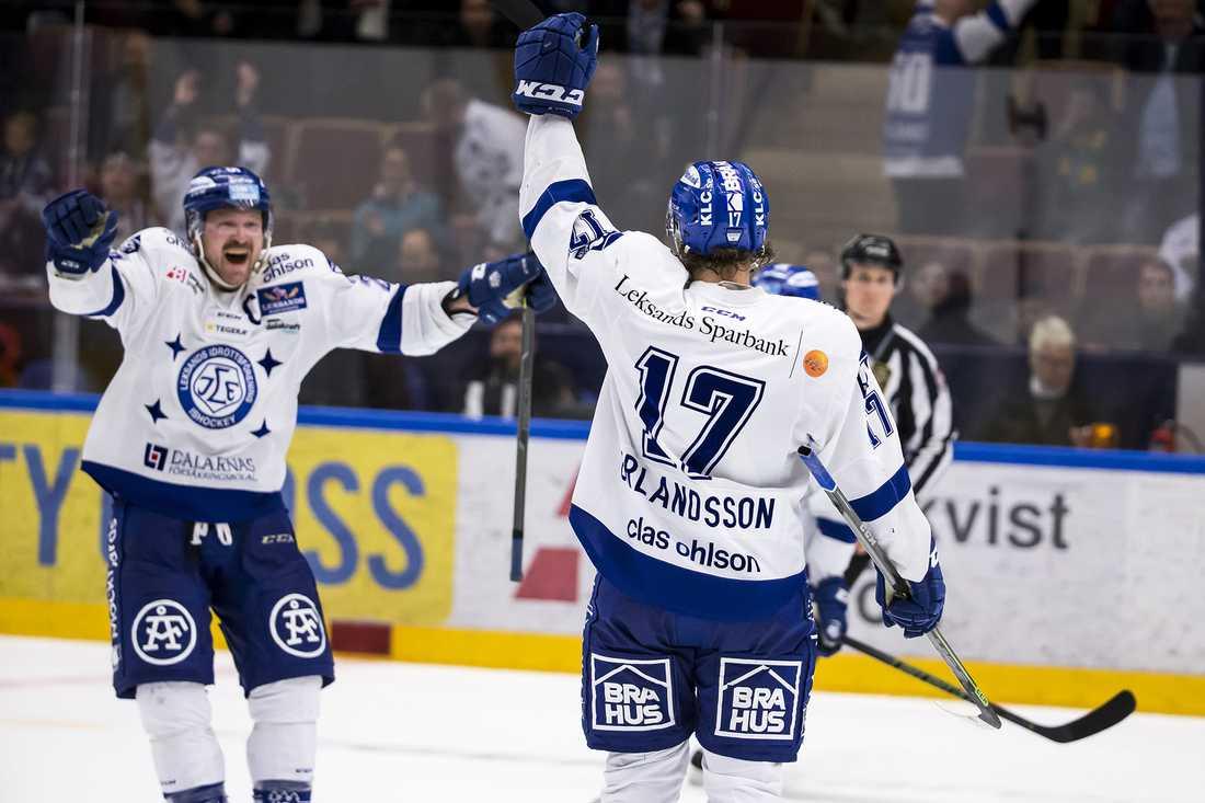 Blir det mirakeljubel för Leksand i kväll? Det tror de svenska spelarna.