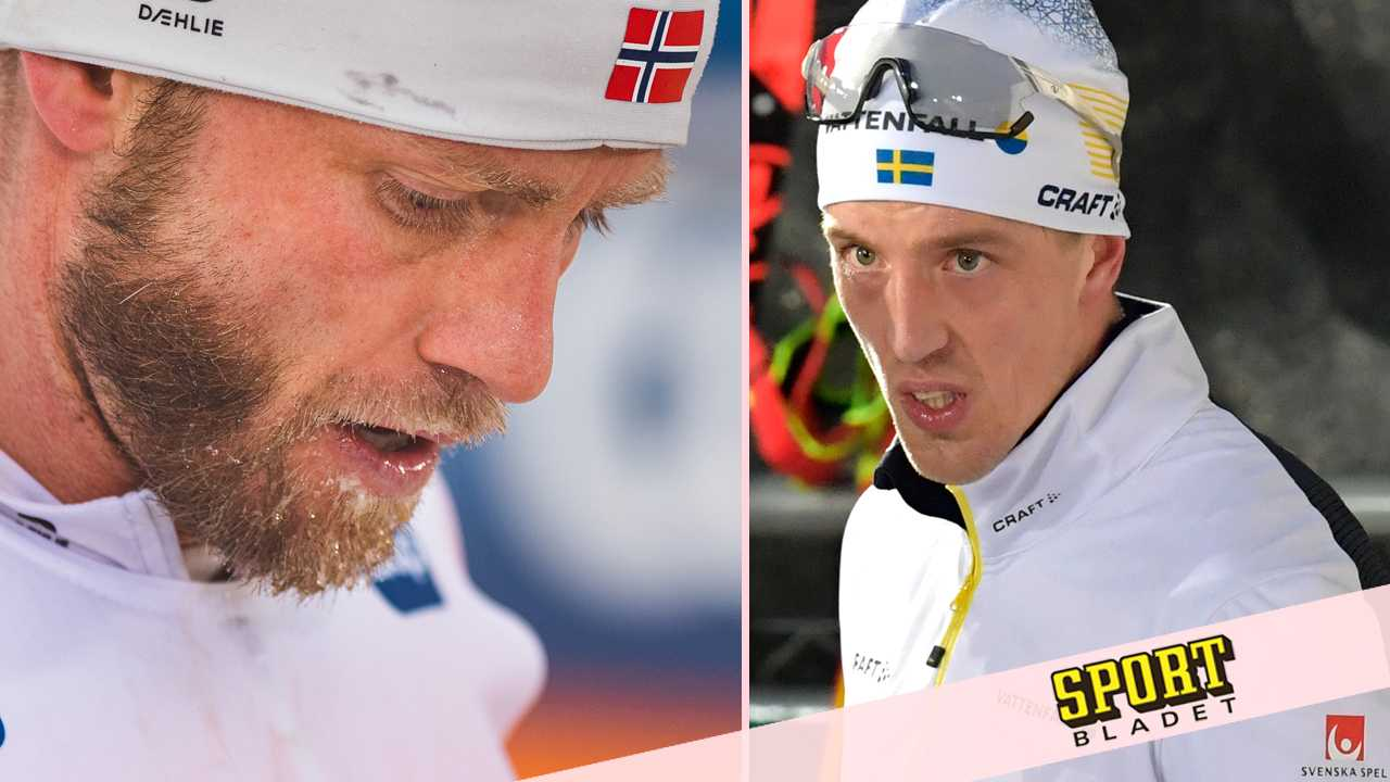 Calle Halfvarsson räknar inte bort petade norska stjärnan