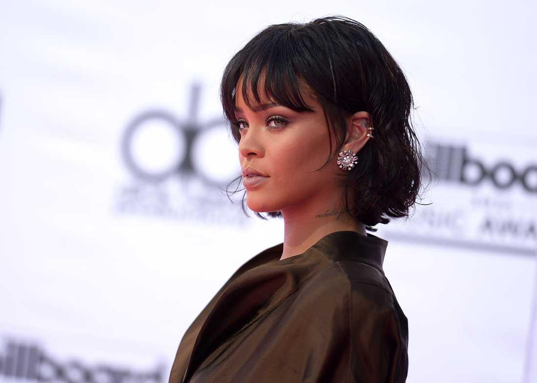 Rihanna på Billboard Music Awards.
