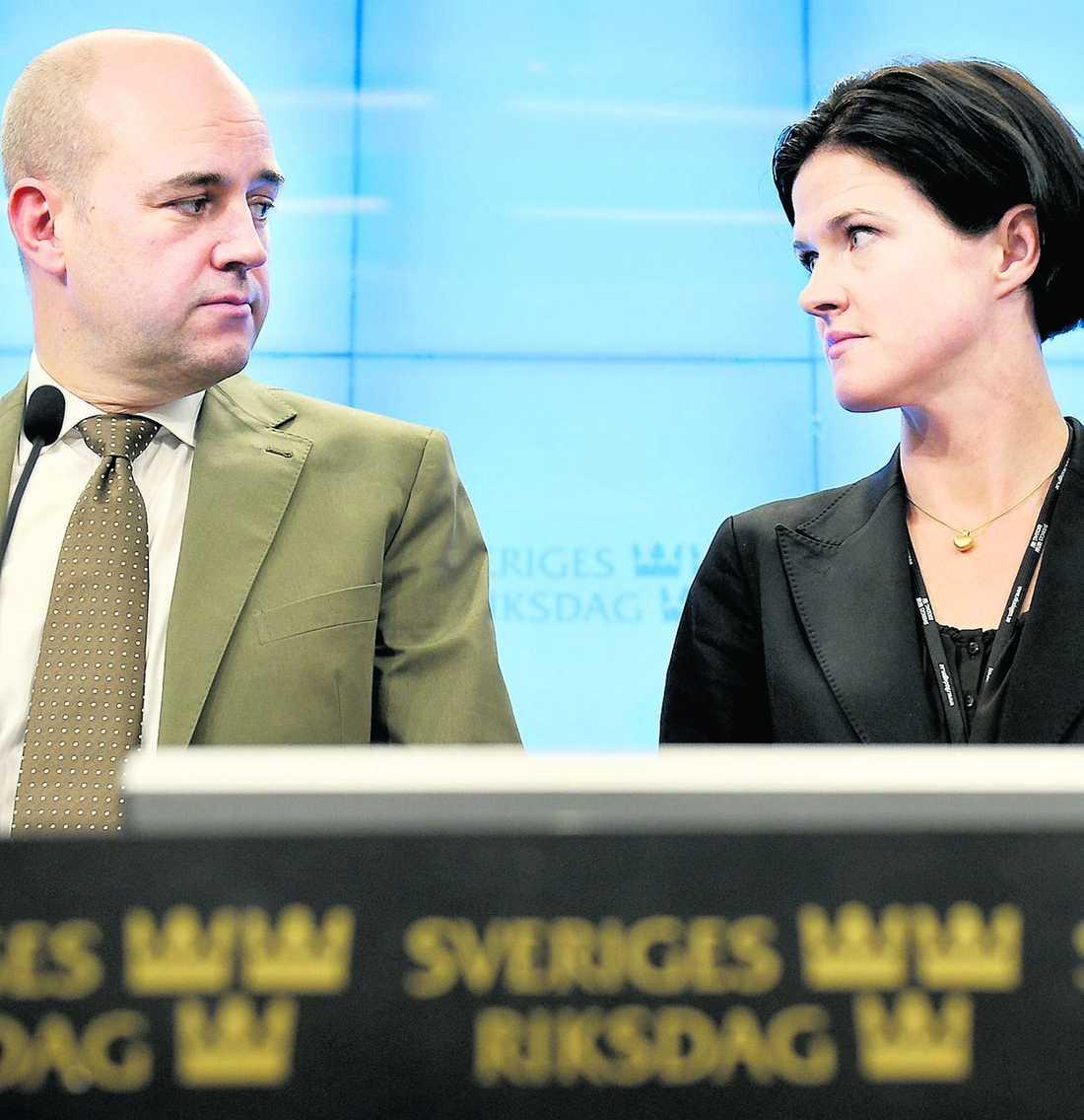 De ska styra och ställa I mars 2011 fick Anna Kinberg Batra jobbet som Moderateras gruppledare av Fredrik Reinfeldt.