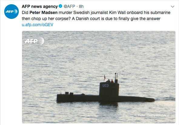 Nyhetsbyrån AFP.