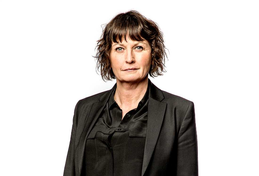 Aftonbladets publisher Sofia Olsson Olsén.
