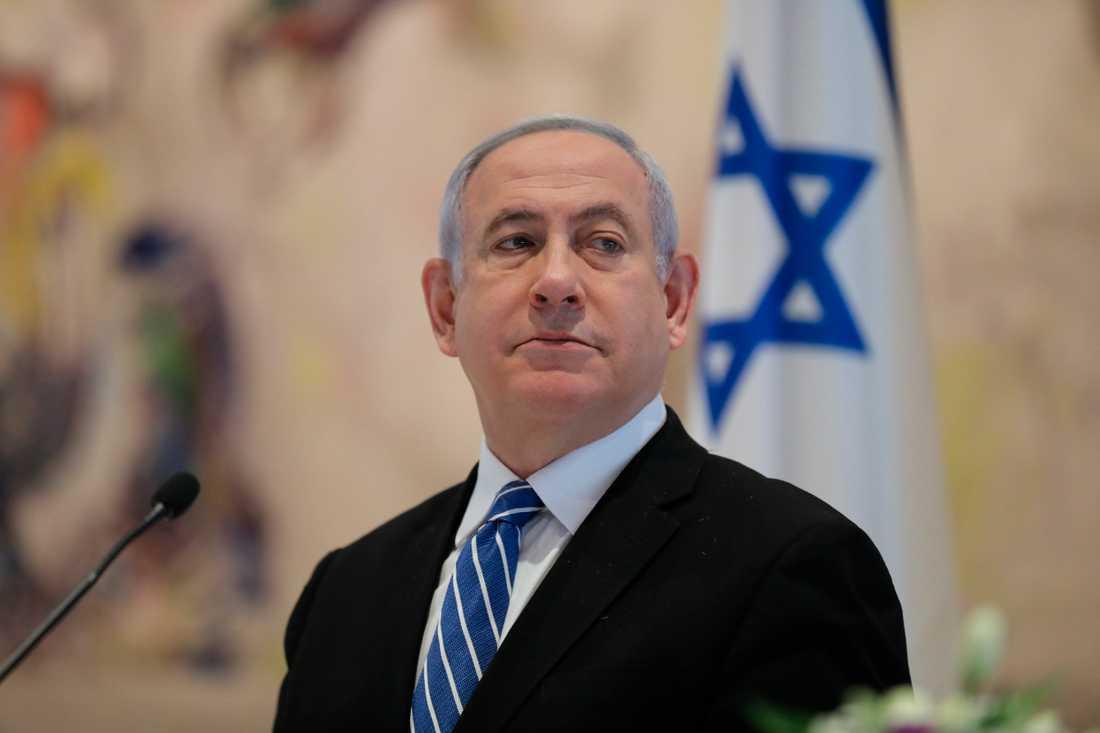 Israels premiärminister Benjamin Netanyahu gick till val med löftet om en full annektering av alla bosättningar på Västbanken.