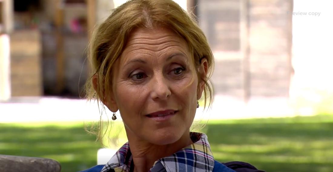 """Helen Sjöholm i """"Så mycket bättre""""."""